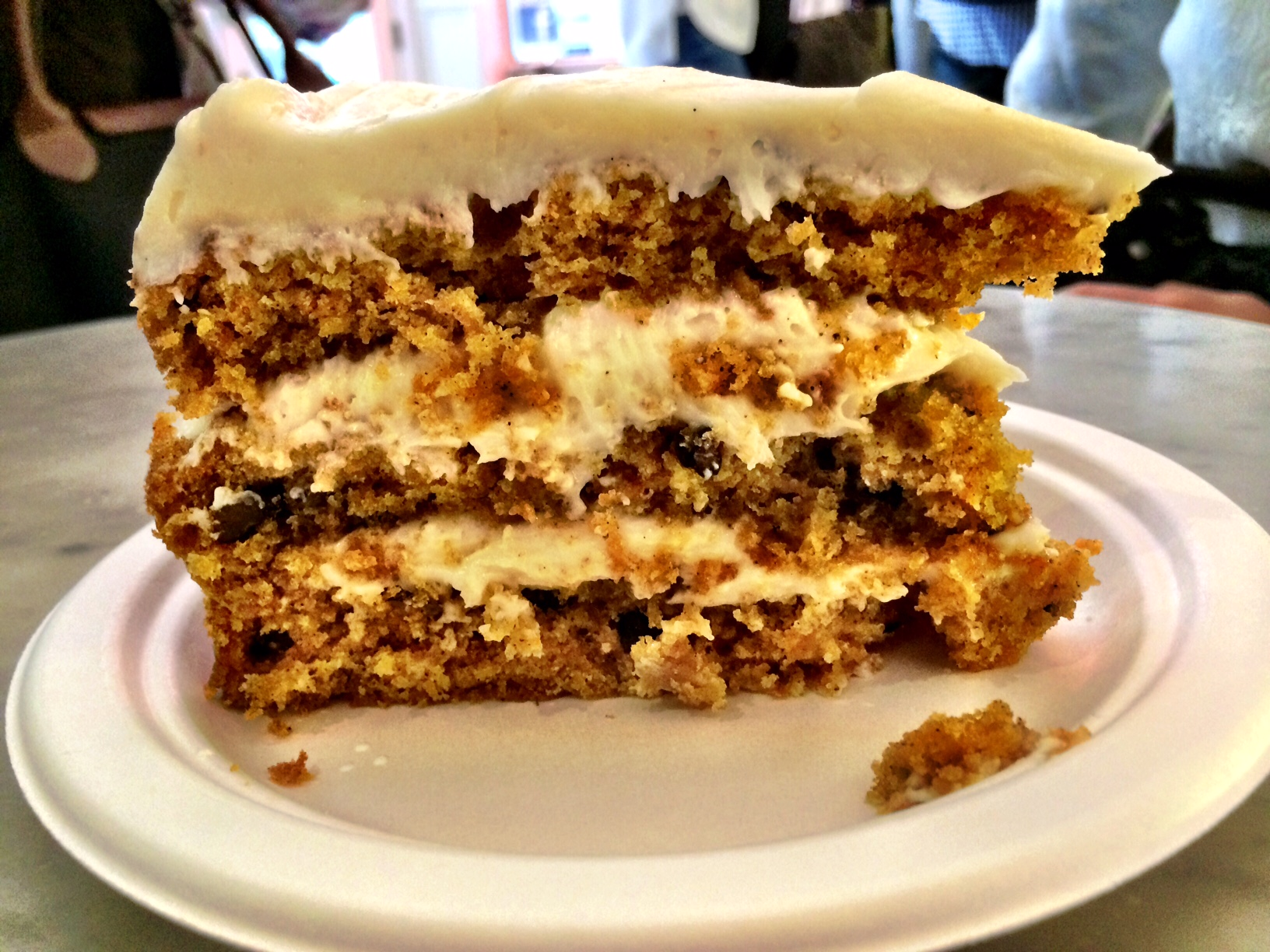 Best Carrot Cake in NYC The Diary of a Foodie